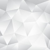 Fondo geometrico di bianco dell'estratto di strutture Fotografia Stock Libera da Diritti