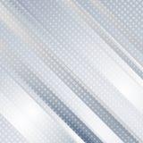 Fondo geometrico di tecnologia astratta blu-chiaro illustrazione vettoriale