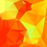 Fondo geometrico di vettore del triangolo astratto Immagini Stock