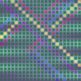 Fondo geometrico per varia progettazione Immagini Stock
