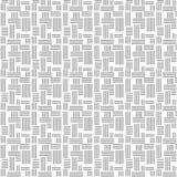 Fondo geometrico spogliato senza cuciture Il nero e Fotografie Stock
