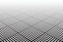 Fondo geometrico strutturato Immagini Stock
