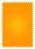 Fondo giallo immagine stock