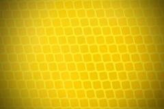 Fondo giallo Fotografie Stock