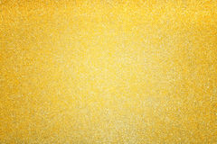 Fondo giallo astratto Fotografia Stock Libera da Diritti
