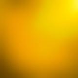 Fondo giallo dell'estratto di pendenza fotografia stock libera da diritti