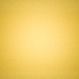 Fondo giallo di struttura della carta di colore del segnale Immagini Stock