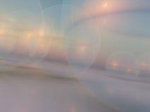 Fondo gigante de la burbuja libre illustration