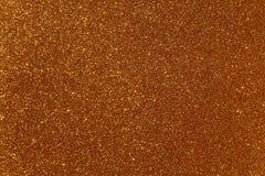 Fondo Glittery de oro imagen de archivo