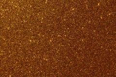 Fondo Glittery de oro fotos de archivo