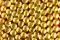 Fondo Glittery del oro fotografía de archivo