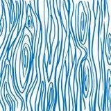 Fondo grafico di struttura di legno per la stampa ed il tessuto illustrazione vettoriale