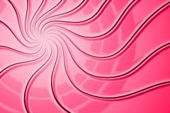 Fondo grafico di turbinio Rosso, anguria, Candy royalty illustrazione gratis