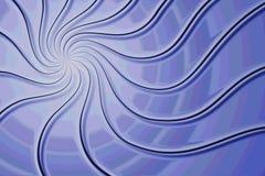 Fondo grafico di turbinio Viola, lavanda e porpora royalty illustrazione gratis
