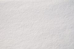 Fondo grande de los cristales de la nieve Imagen de archivo