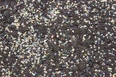 Fondo granular de la superficie de la pared Imagen de archivo