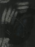 Fondo granuloso scuro Fotografie Stock