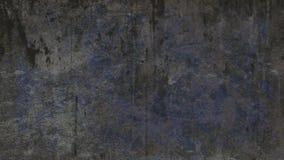 Fondo granuloso sporco grigio blu scuro di struttura di lerciume fotografia stock