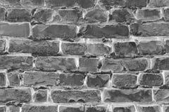 Fondo grigio caldo di struttura del muro di mattoni tiled fotografie stock