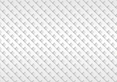 Fondo grigio chiaro astratto della carta della maglia di vettore royalty illustrazione gratis