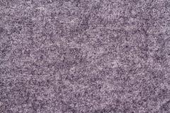 Fondo grigio chiaro della lana Immagine Stock