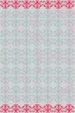 Fondo grigio con il modello grigio. Fotografia Stock Libera da Diritti