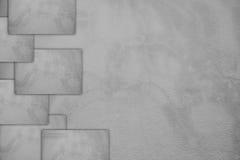 Fondo grigio del cemento Immagini Stock Libere da Diritti