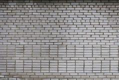 Fondo grigio del muro di mattoni nella zona rurale Immagine Stock Libera da Diritti