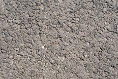 Fondo grigio dell'asfalto Fotografia Stock