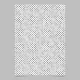 Fondo grigio dell'opuscolo del modello di punto - vector la progettazione del modello della cancelleria Fotografia Stock Libera da Diritti