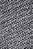 Fondo grigio della lana Immagini Stock