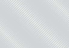 Fondo grigio di colore di struttura di semitono obliqua geometrica bianca astratta delle bande royalty illustrazione gratis