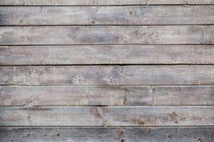 Fondo grigio orizzontale della plancia Immagine Stock