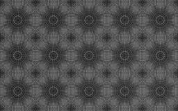 Fondo grigio scuro di lusso astratto del modello royalty illustrazione gratis