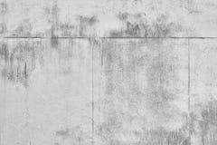 Fondo grigio stagionato e macchiato di alta risoluzione di struttura del muro di cemento Fotografie Stock