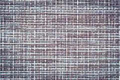 Fondo grigio strutturato dell'estratto del tessuto, fine su fotografie stock