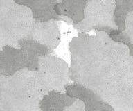 Fondo gris abstracto de la acuarela Foto de archivo