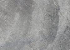 Fondo gris concreto de la textura Foto de archivo libre de regalías