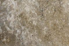 Fondo gris de la pared del cemento del Grunge Fotografía de archivo
