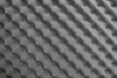 Fondo gris de la textura de la esponja Foto de archivo libre de regalías