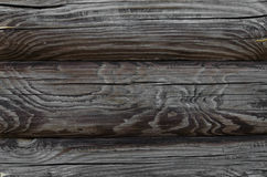 Fondo gris de madera, textura Fotografía de archivo libre de regalías
