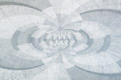 Fondo gris del modelo del extracto del color del arte Imagenes de archivo