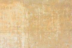 Fondo gris hecho a mano de la pared del yeso Foto de archivo libre de regalías