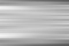 Fondo gris horizontal de falta de definición de movimiento Fotos de archivo