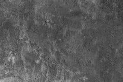 Fondo gris neutral Textura del Grunge del muro de cemento fotografía de archivo libre de regalías