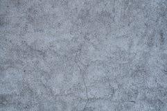 Fondo gris sucio del muro de cemento Fotos de archivo libres de regalías