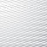 Fondo gris, vector del modelo del carbono Foto de archivo