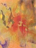 Fondo - Grunge - floral Imágenes de archivo libres de regalías