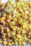 Fondo hecho de maíz Alimento fotografía de archivo