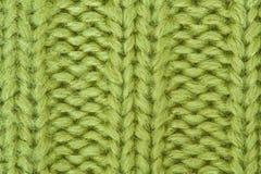 Fondo hecho punto de las lanas foto de archivo libre de regalías